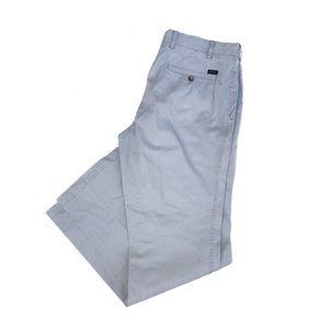 Gant low waist narrow leg khaki dress pants